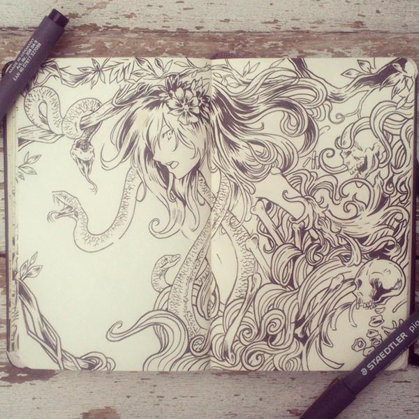 #42 Lilith by Picolo-kun