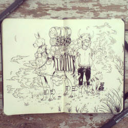 #49 Travelling companions