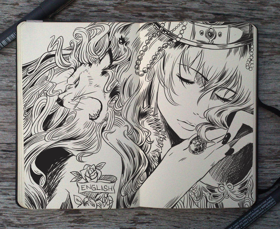 #95 Royals by Picolo-kun