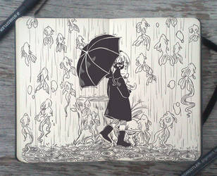 #98 After the rain by Picolo-kun