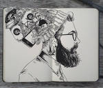 #115 The Head of a Hipster