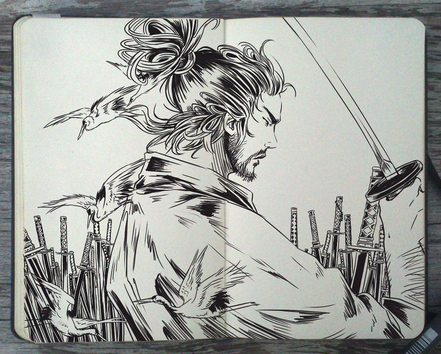 #120 Bushido by Picolo-kun