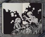 #122 Fireflies Hunters