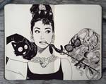 #124 Happy Bday Audrey Hepburn