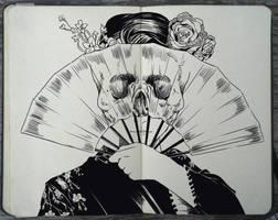 #125 Death Glare