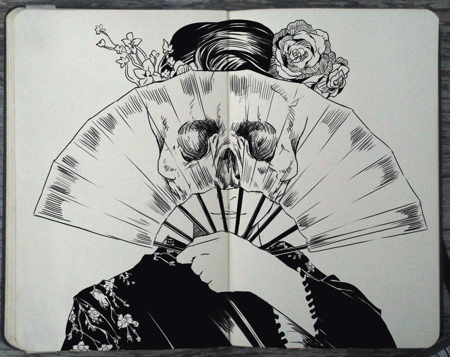 #125 Death Glare by Picolo-kun