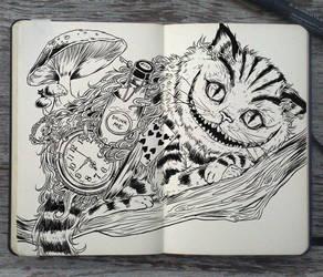 #130 Cheshire Cat