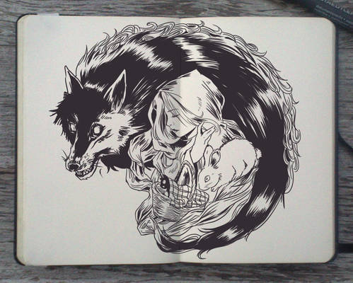 #132 Red Riding Hood