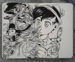 #138 Pinocchio