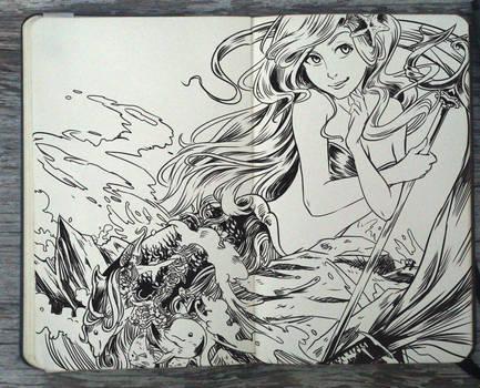 #141 The Little Mermaid