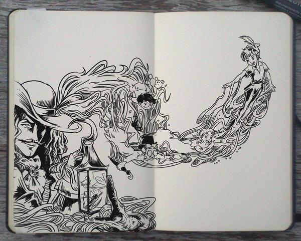 #143 Peter Pan by Picolo-kun