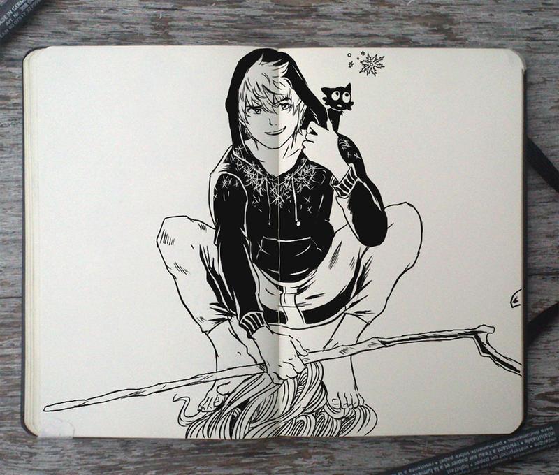 #172 Jack Frost by Picolo-kun