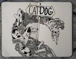 #190 Catdog