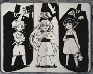 #193 The Powerpuff Girls
