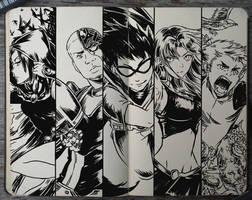 #199 Teen Titans