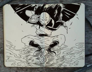 #226 Avatar the Last Airbender by Picolo-kun
