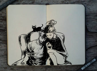 Night Time by Picolo-kun