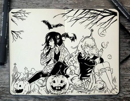 #248 Vampires and bubblegums