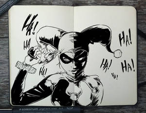 #259 Harley Quinn
