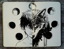 #268 Werewolf by Picolo-kun
