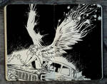#284 Wings Wide Open