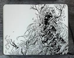 #297 Tangela by Picolo-kun