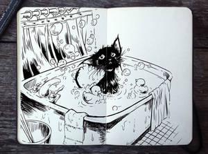 #298 Bath Day