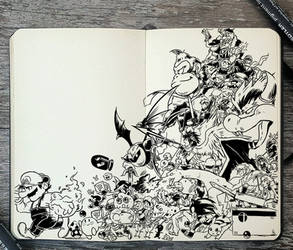 #300 Super Smash Bros