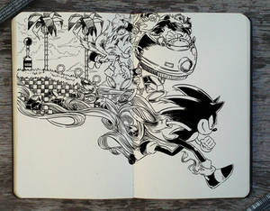 #305 Sonic The Hedgehog