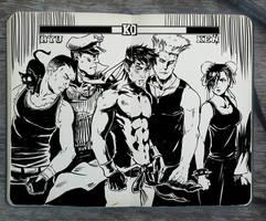 #310 Street Fighter