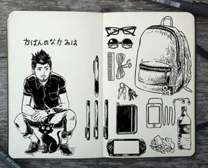 #338 Bag Content