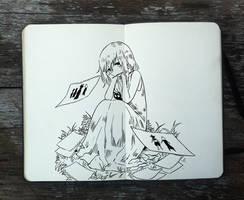 #361 Thank Namine by Picolo-kun