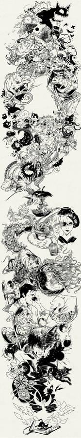 #365 Days of Doodles