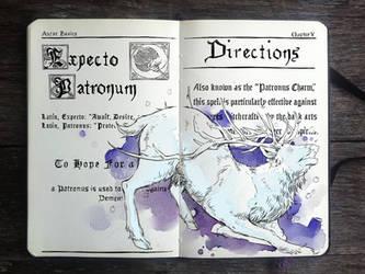 .: Expecto Patronum by Picolo-kun