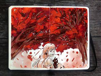 .: The Color of Love by Picolo-kun