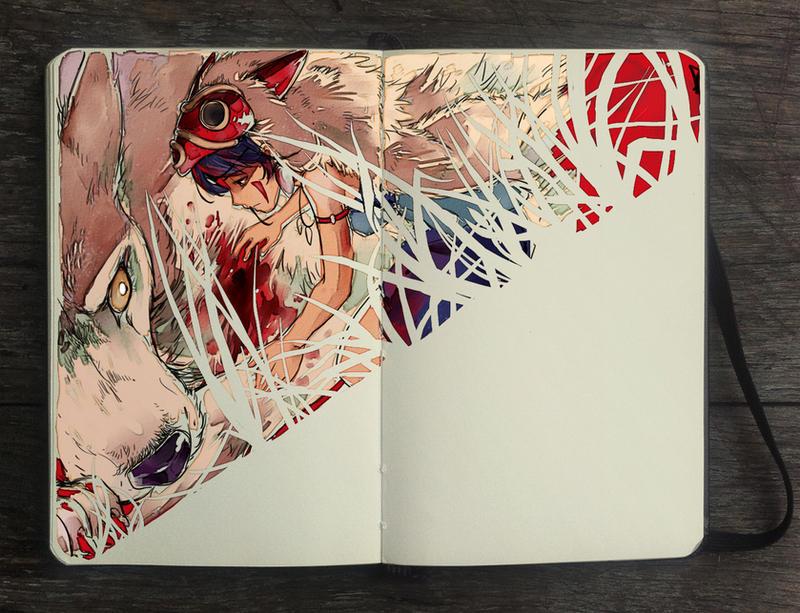 .: Blood Spot by Picolo-kun