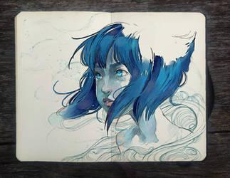 .: Lapis Lazuli by Picolo-kun
