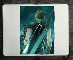 FINAL FANTASY VII REMAKE by Picolo-kun