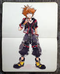 Kingdom Hearts 3 outfit!!!