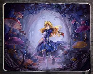 .:  Lost in Wonderland