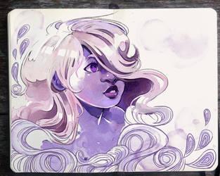 .: Amethyst by Picolo-kun