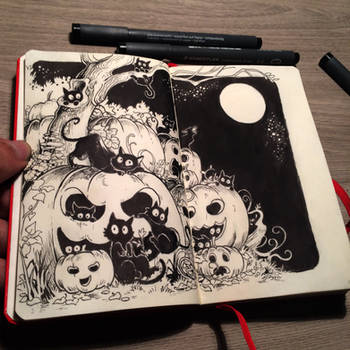 #1 Preparing for Halloween