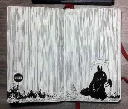 #3 Single File Line by Picolo-kun