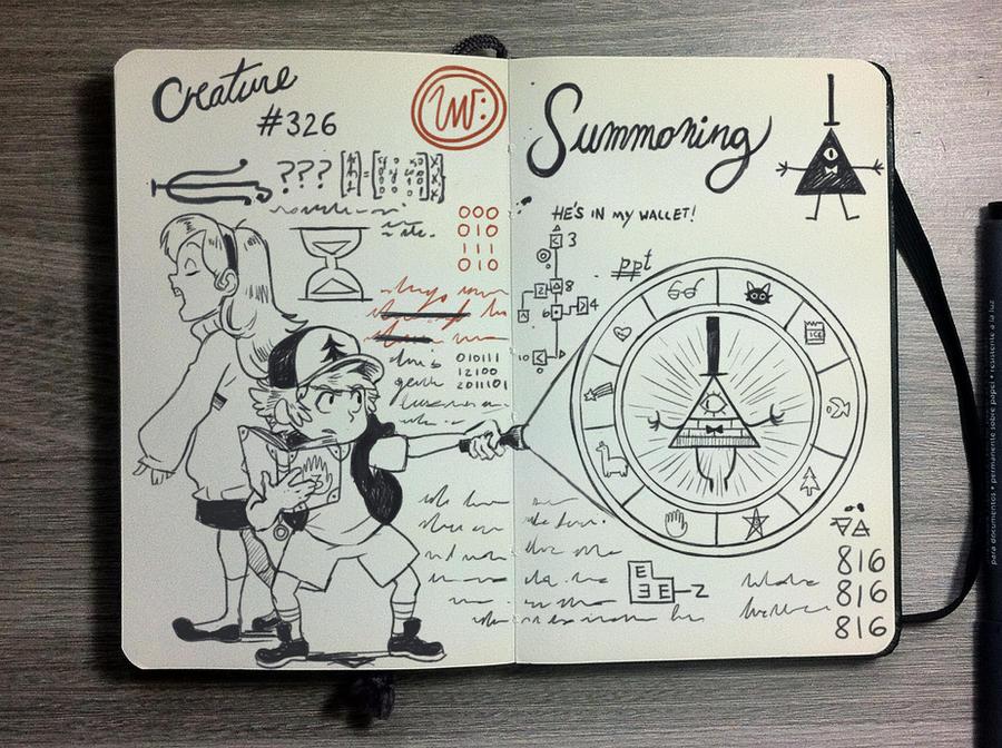 #9 Gravity Falls by Picolo-kun
