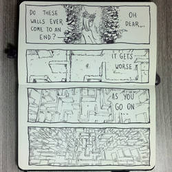#12 Garden Maze by Picolo-kun