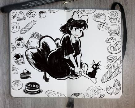 #13 Kiki's Delivery Service