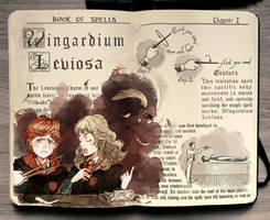 Harry Potter: Wingardium Leviosa