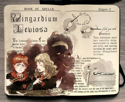 Harry Potter: Wingardium Leviosa