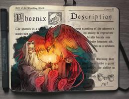 Phoenix by Picolo-kun