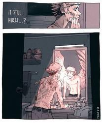 Invisible Scars by Picolo-kun